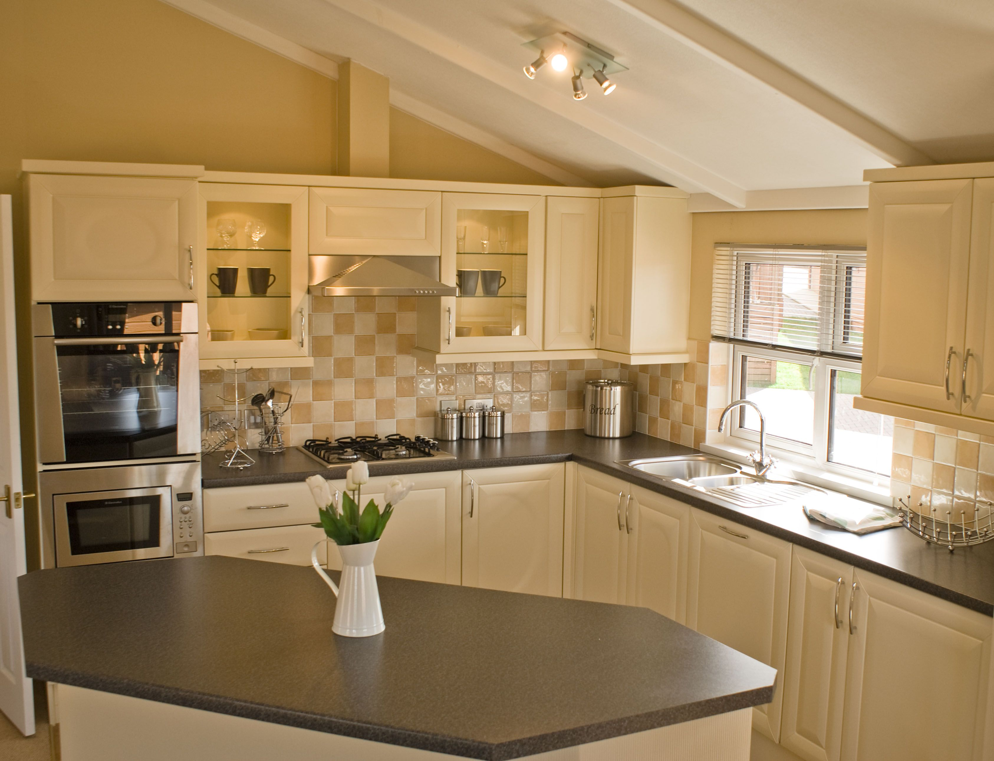 Fitted Kitchens Open Plan Pin by My