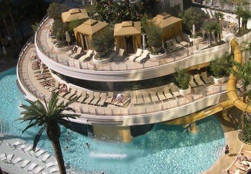 Golden Nugget Las Vegas With Images Las Vegas Pool Las