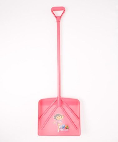 Take a look at this Dora Snow Shovel by Dora the Explorer on #zulily today!
