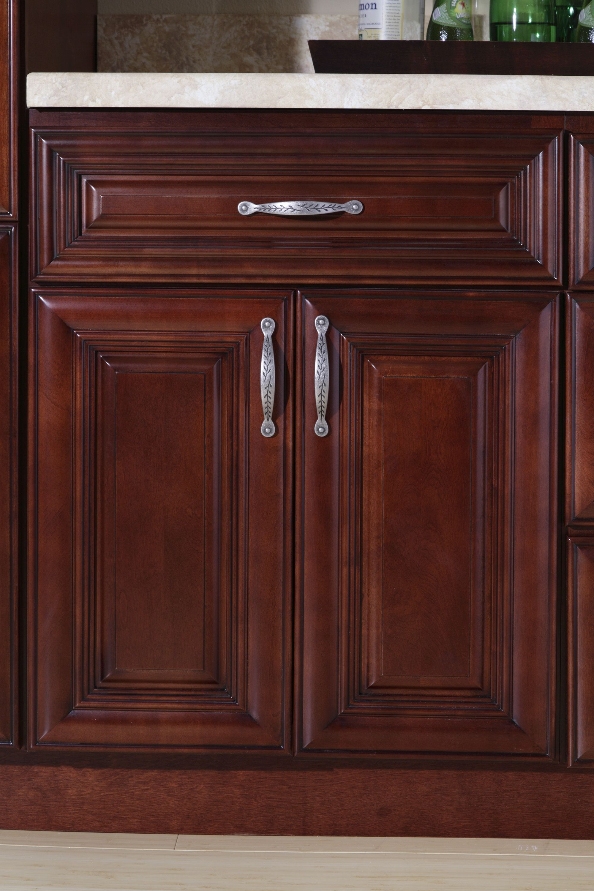 Best Quality Kitchen Cabinets B Jorgsen Co St James Mahogany Kitchen Cabinets For The