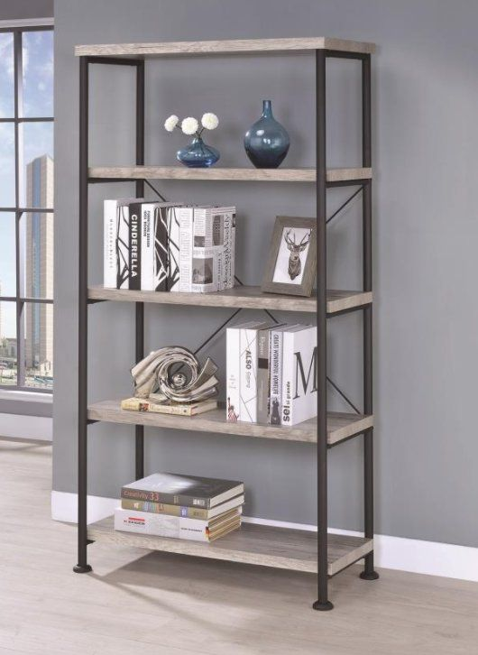 cifuentes single etagere bookcase bedroom etagere bookcase open rh pinterest com