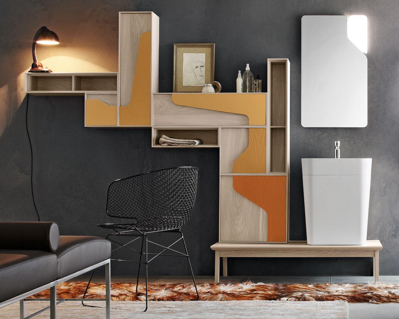 SUGGESTIONI VINTAGE PER UN BAGNO CONTEMPORANEO http://designstreet ...