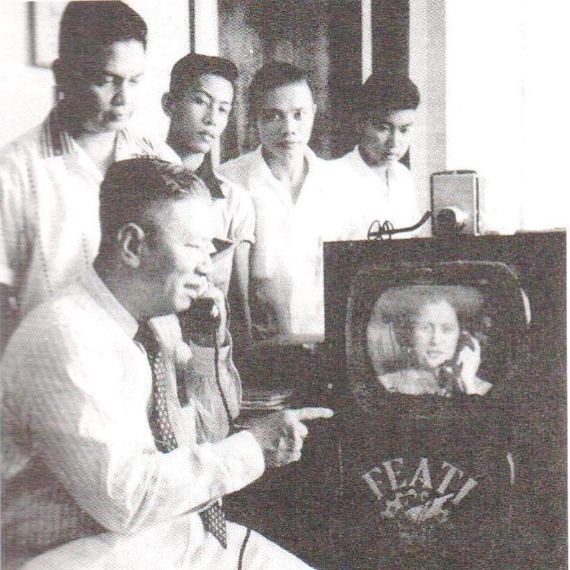 Meet the Filipino Scientist Who Invented the Videophone in