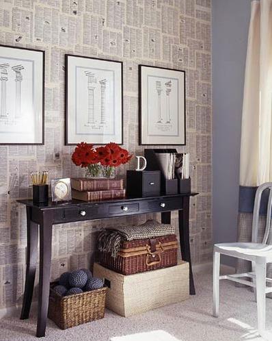 design it yourself wallpaper home dec inspiration wall home rh pinterest com