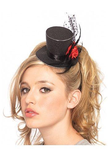 Шляпка Mini Top Hat 3