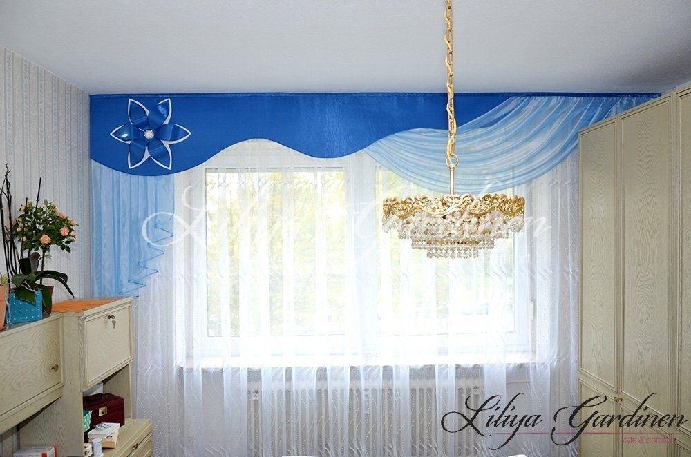 LIVING ROOM Moderne Schlafzimmer Gardinen nach Maß