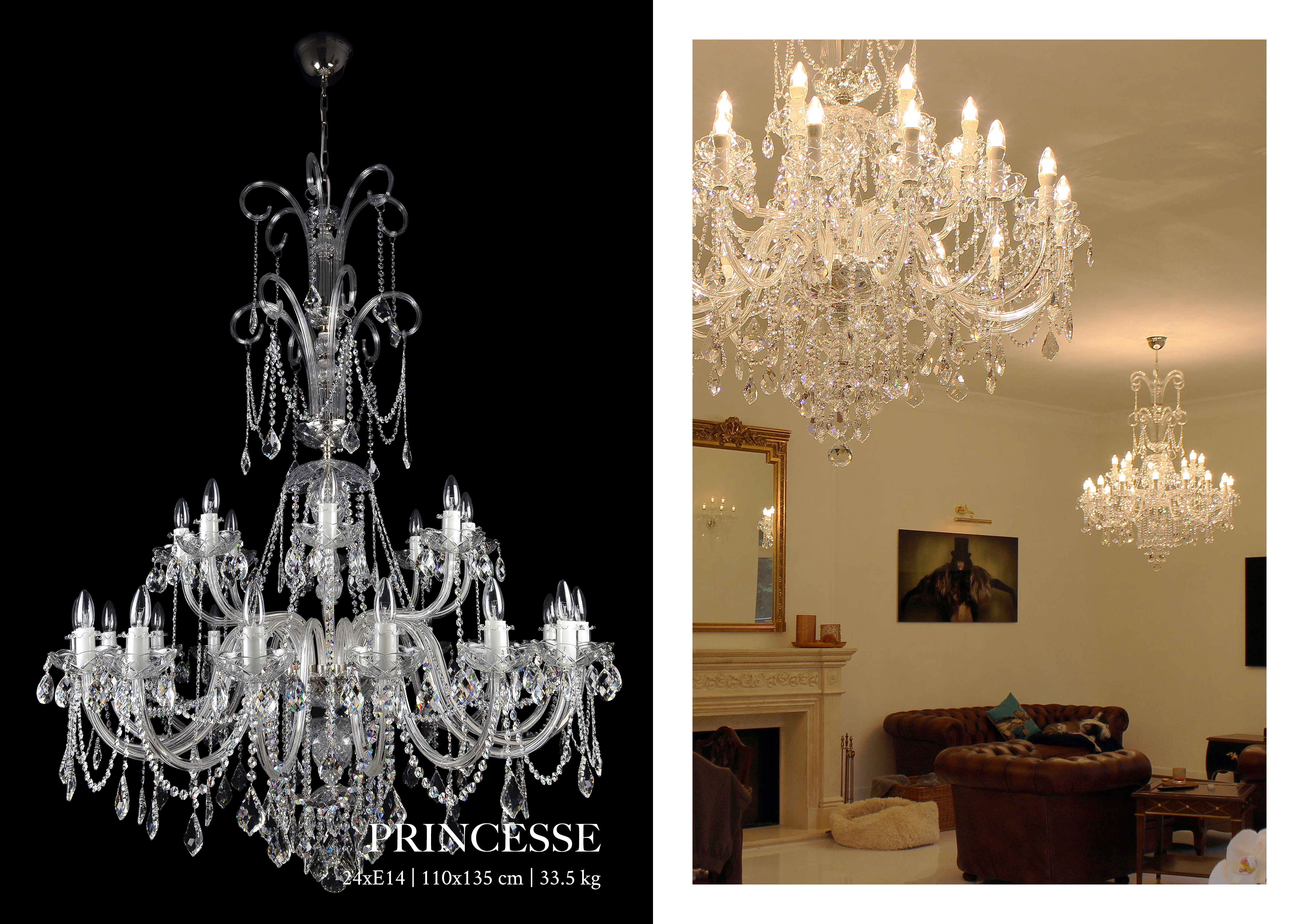 Introducing The Princesse Collection From Our Upcoming Catalogue