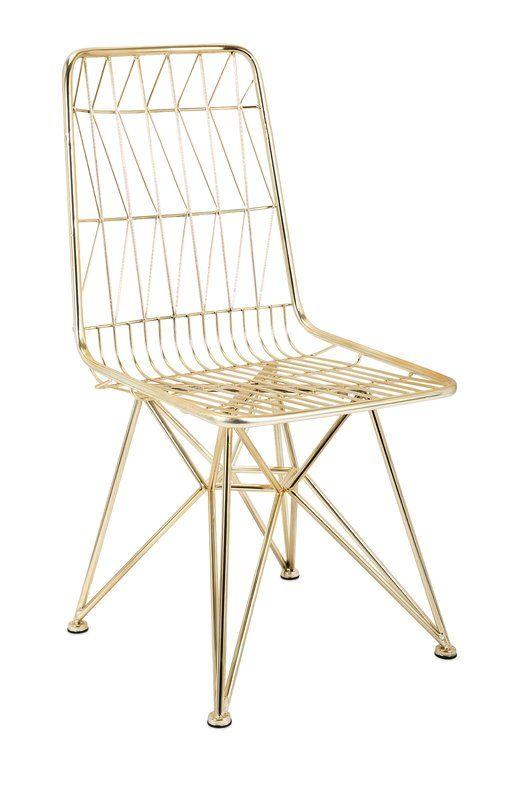 varick gallery vanhorn side chair reviews wayfair ca canadian rh pinterest co uk