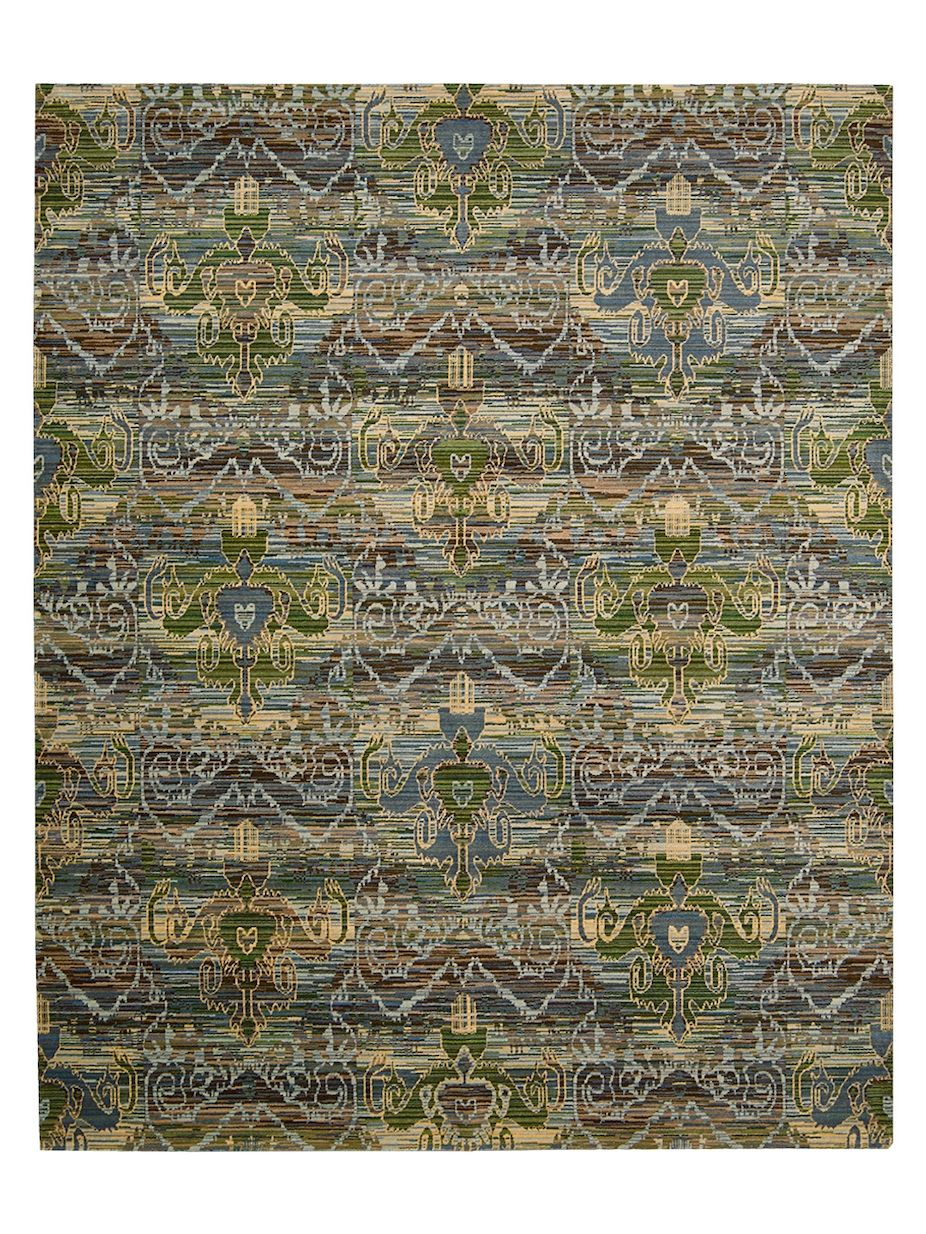 Nourison Rhapsody Wool European And Persian Rug Nourison Wool