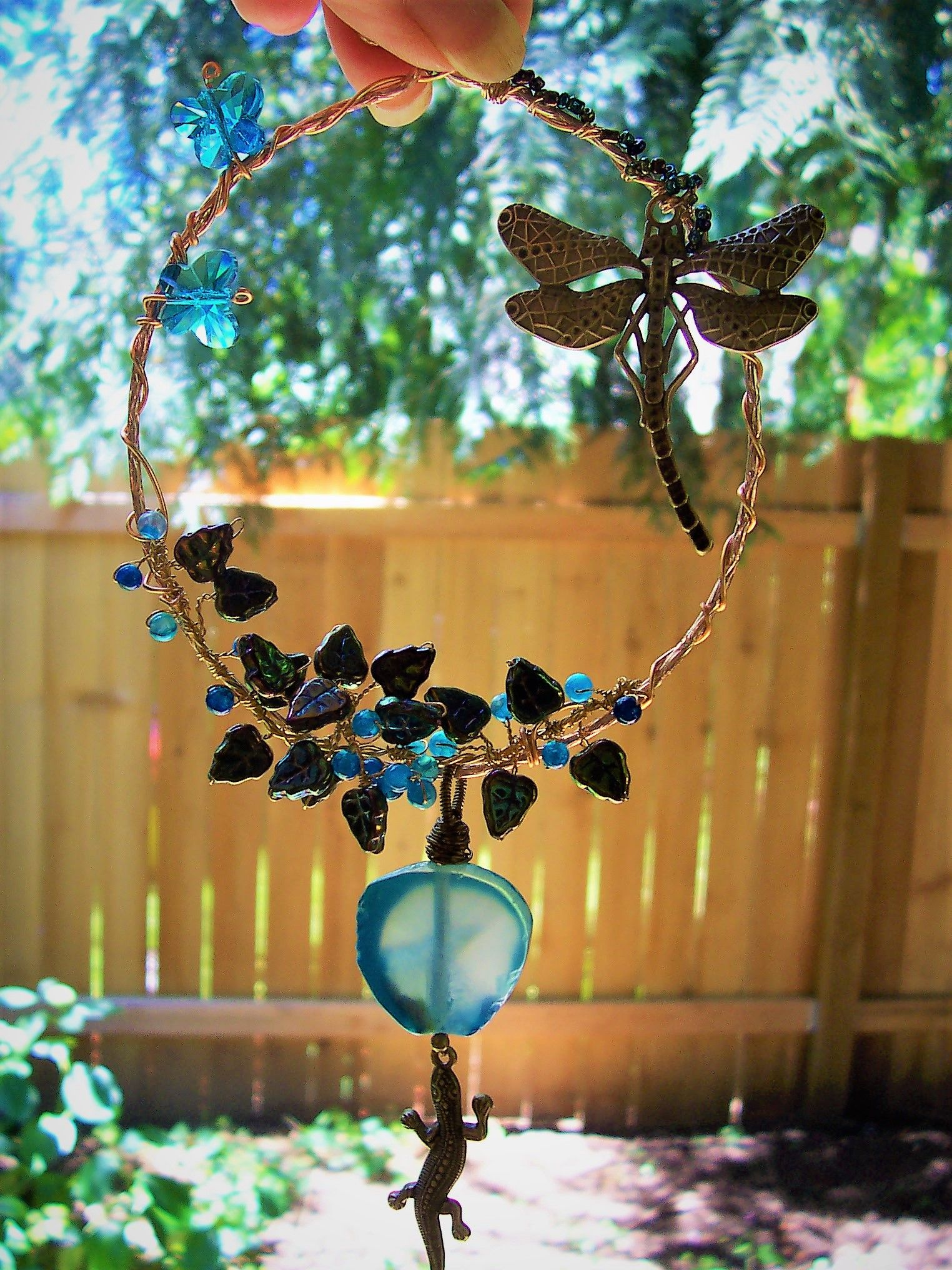 Suncatchers httpswwwetsycomlisting538757129dragonfly decoration glass