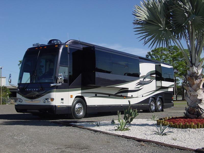2007 Prevost Parliament | Luxury Motorcoach-Prevost