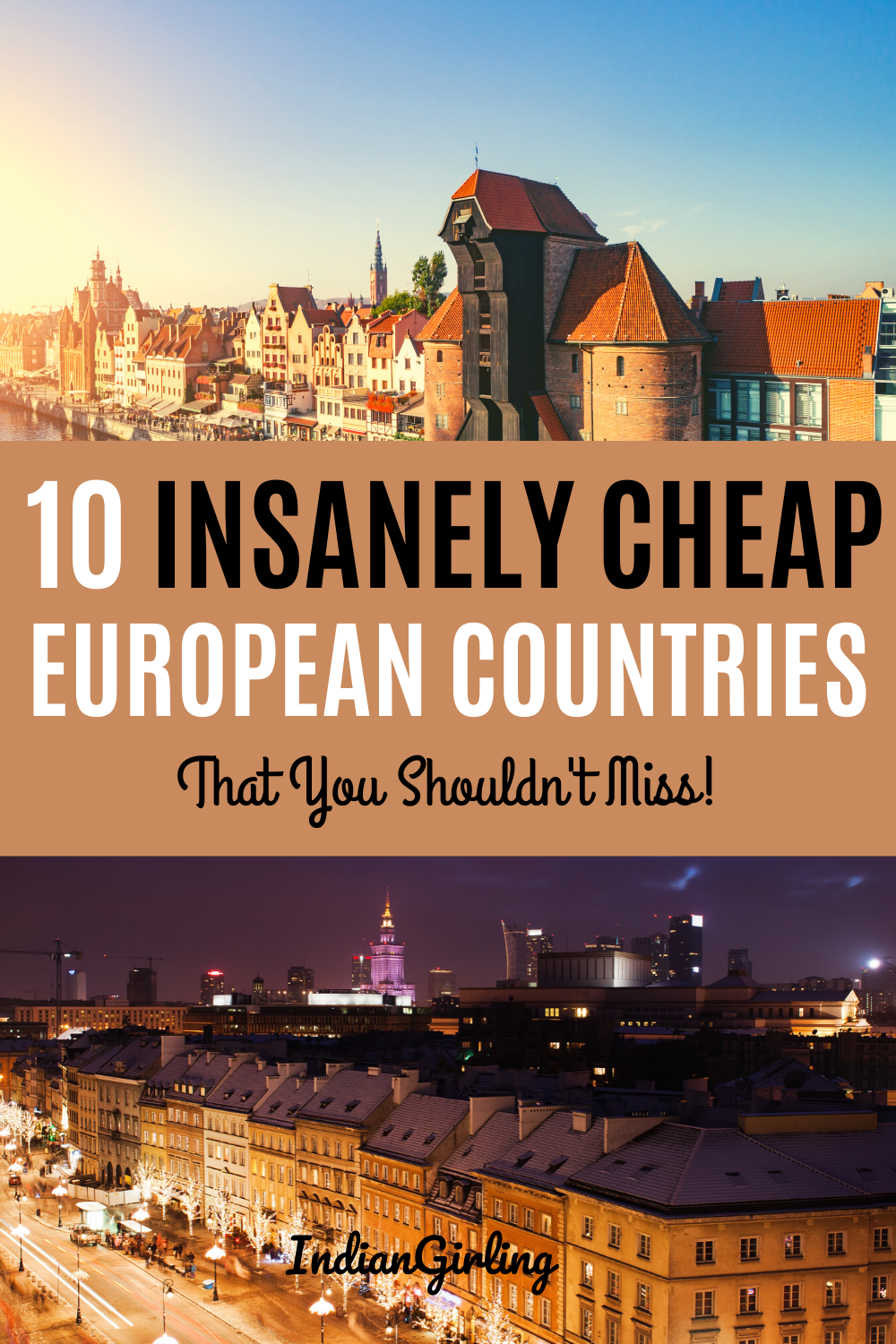 Top 10 Cheapest Countries To Visit In Europe And Around In 2019 In 2020 Countries To Visit Europe Travel Top Countries To Visit