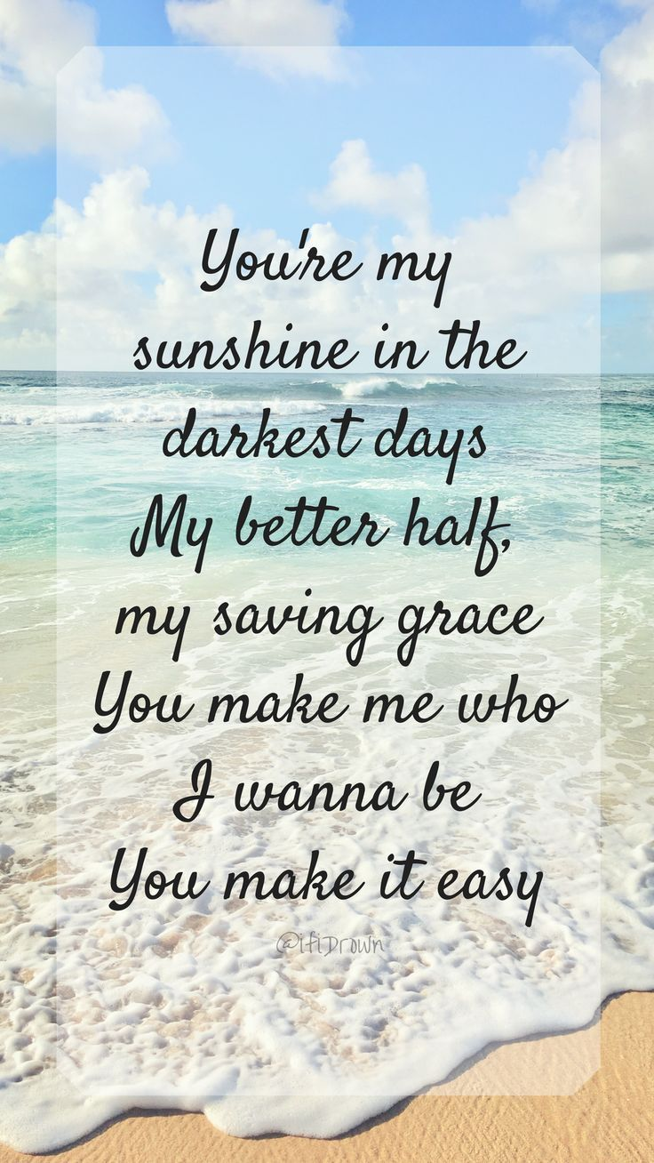You Make it Easy – Jason Aldean | L ️ving U A-N-R ...