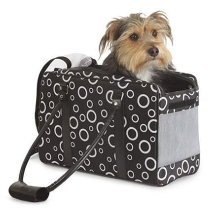 Ancol Metro Carry Bag Pet Bag Bags Dog Sitting