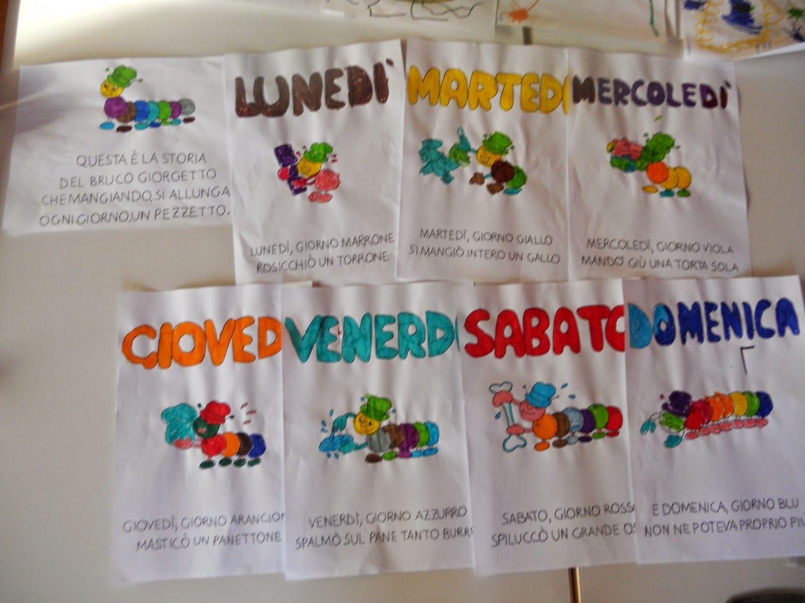 Idee per calendario scuola dell 39 infanzia cerca con for Idee per cartelloni scuola infanzia