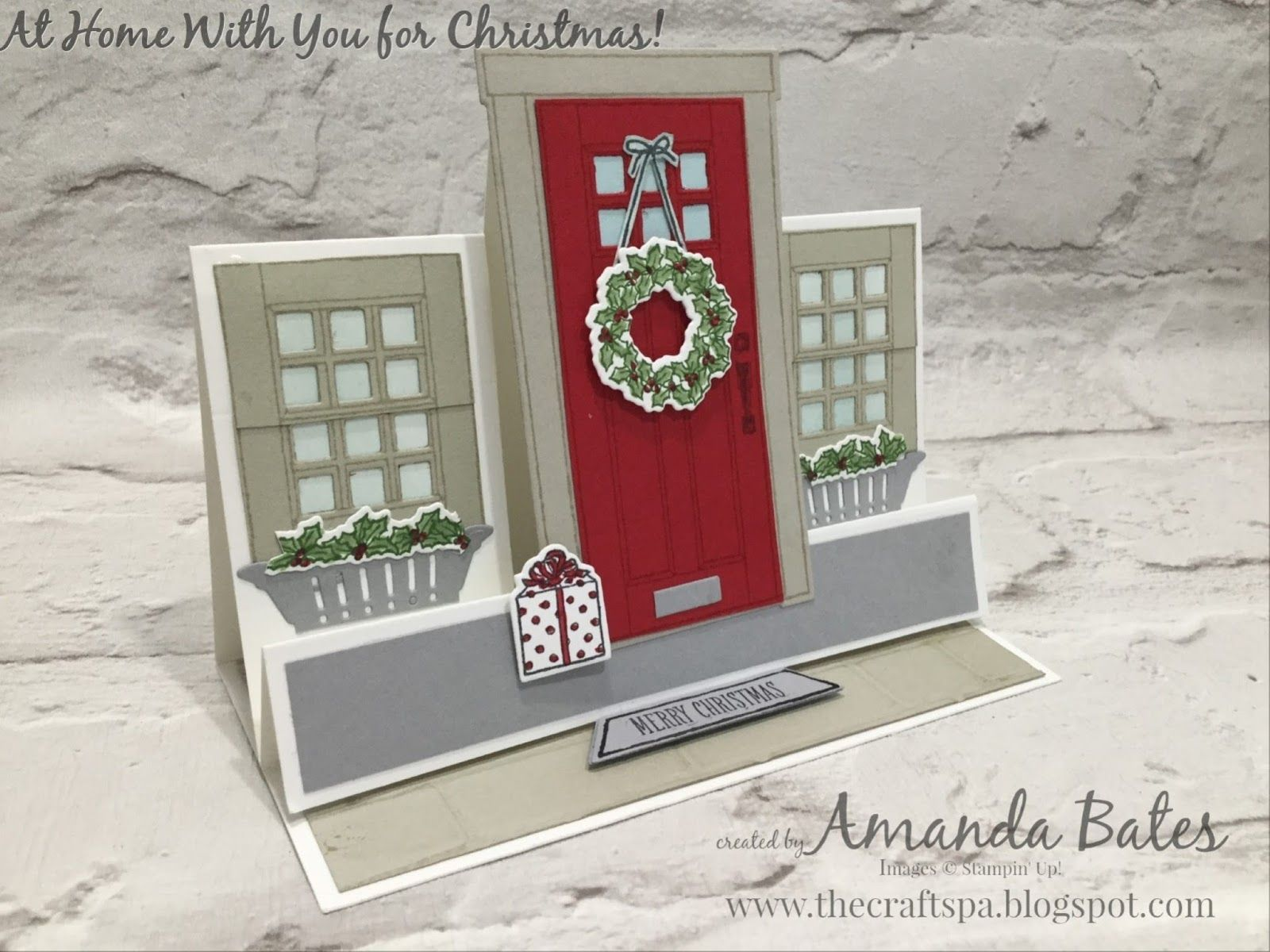 a uk blog featuring stampin up products sharing of cards