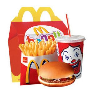 Image result for mcdonalds happy meal