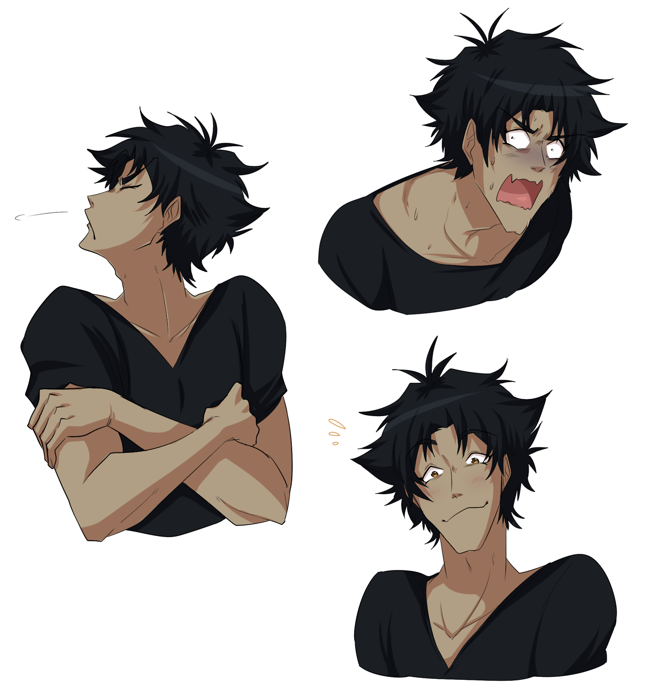 I Draw Things Devilman Crybaby Cry Baby Akira