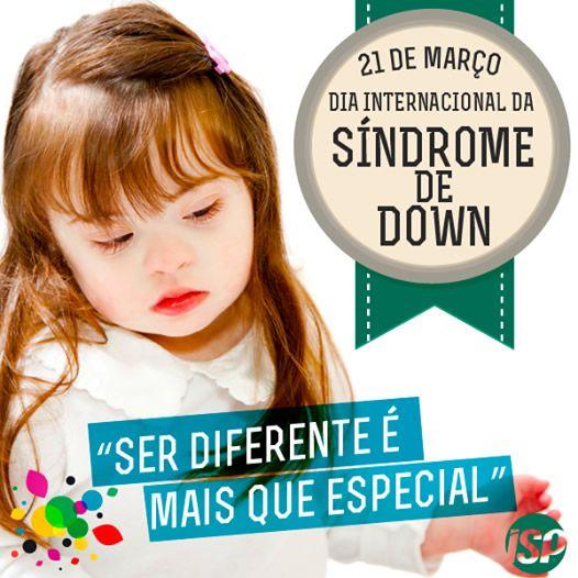 Dia Internacional Da Síndrome De Down Imagem 2 Escola Pinterest