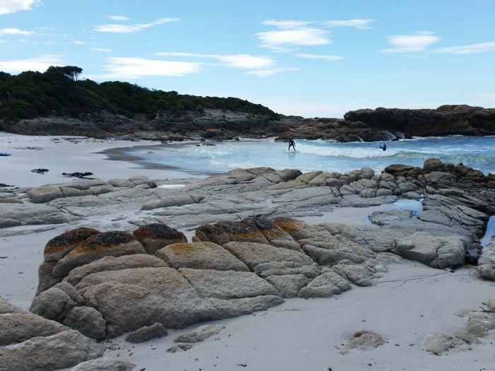 Friendly Beaches, Freycinet National Park, Tasmanië, Australië #tasmania #tassie #australia #roadtrip