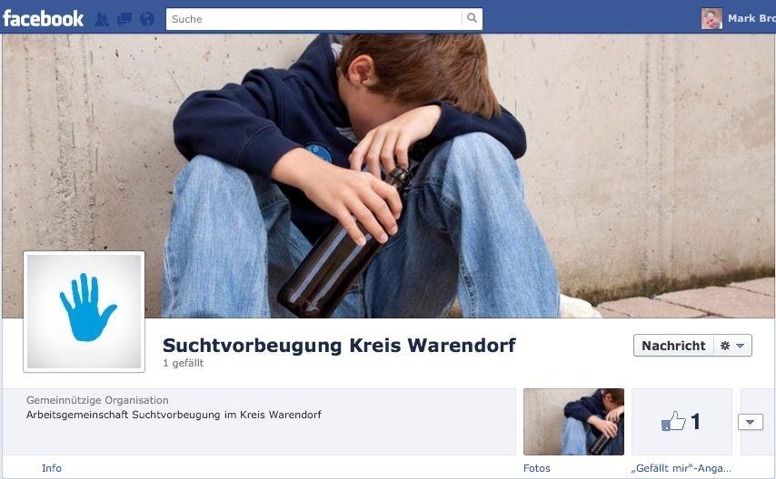 Suchtvorbeugung Kreis Warendorf, design