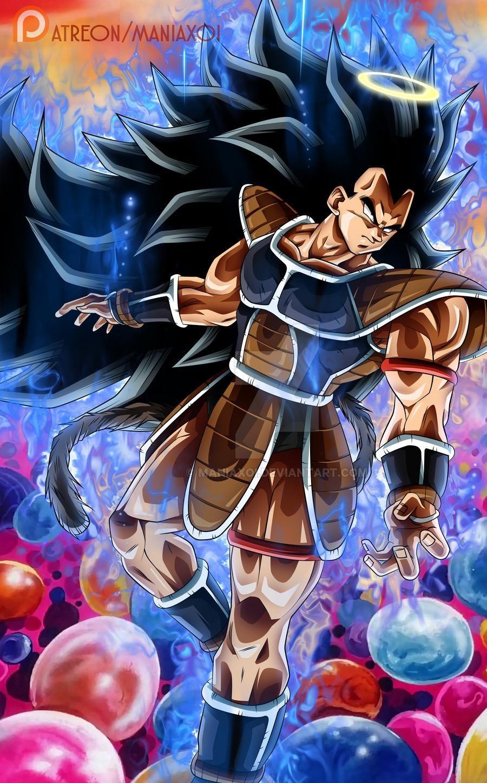 Raditz 900x1448 Live Wallpaper In Comments Dragon Ball Artwork Anime Dragon Ball Super Dragon Ball Art