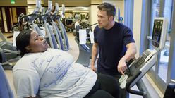 Extreme Makeover: Weight Loss - always inspires me to watch this on hulu