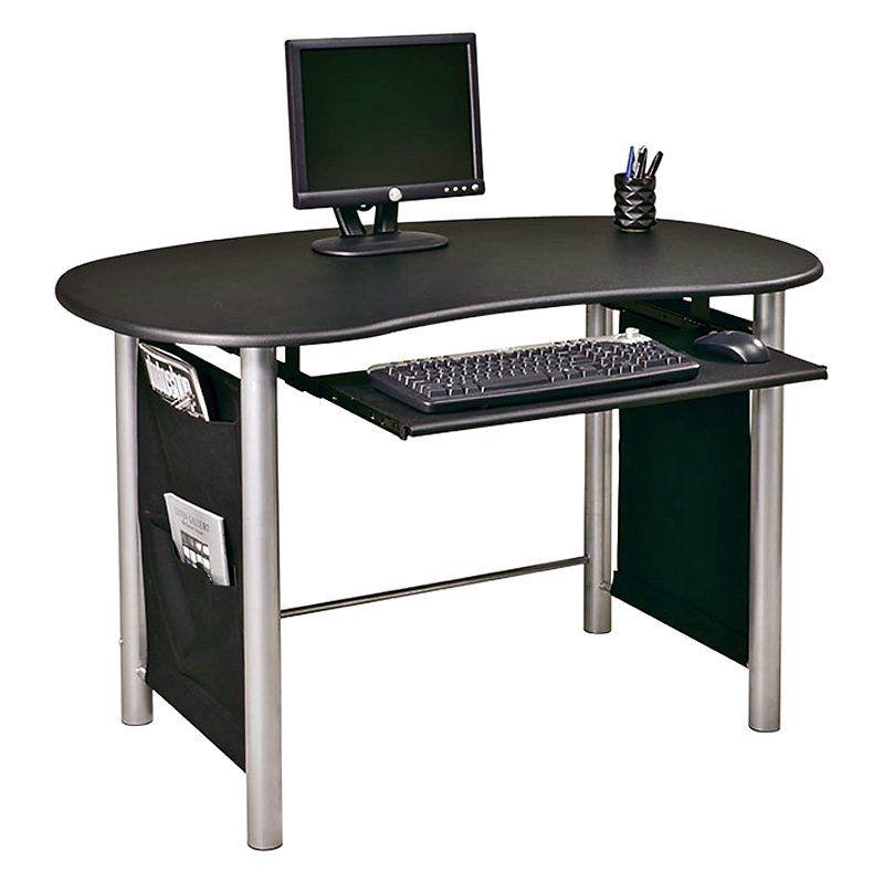 Oslo Computer Desk Www Hayneedle Com Office Desk Desk Contemporary Computer Desk