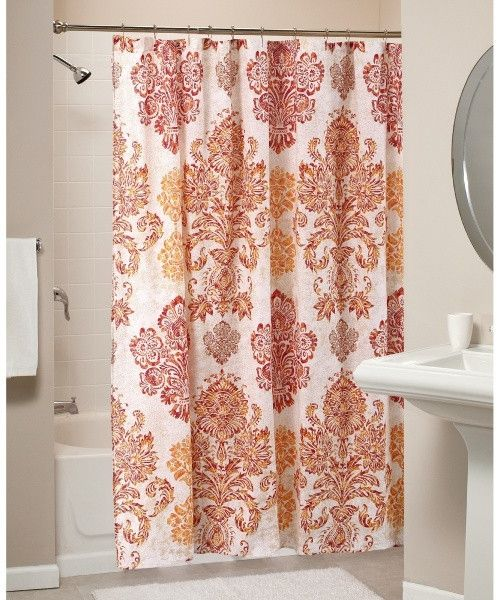 Greenland Home Tuscany Shower Curtain - With a color palette ...