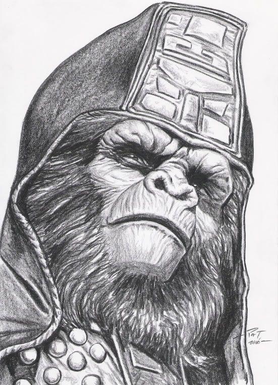 photo ursus.jpg | Original Planet of the Apes | Pinterest | Affen