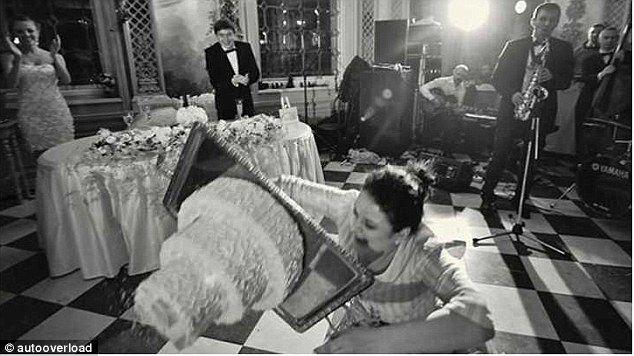 Zbierka najlepších svadobných momentiek!