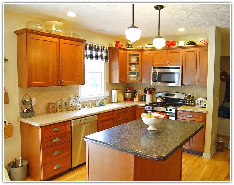 Update Oak Kitchen Cabinets Without Paint Home Design Ideas How Adorable Design On A Dime Kitchen Design Ideas
