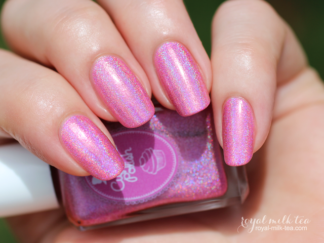 Cupcake Polish: The Berry Patch