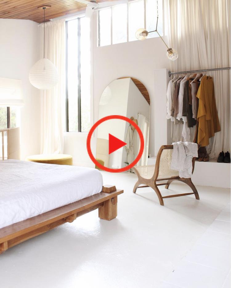 Interior Design in 2020 Minimalist bedroom, Scandinavian