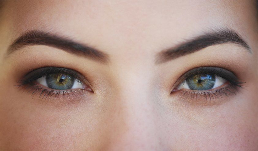 Eyebrows For Round Shape Face Makeup Eyebrows For Face Shape