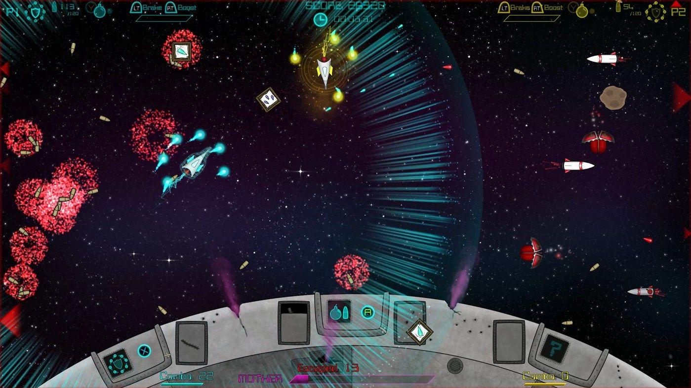 Xbox Super Mega Space Blaster Special Turbo Screenshots In 2020