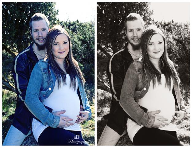 Maternity: Kristin + Timothy = Baby♥ pt 2 » AKP Photography