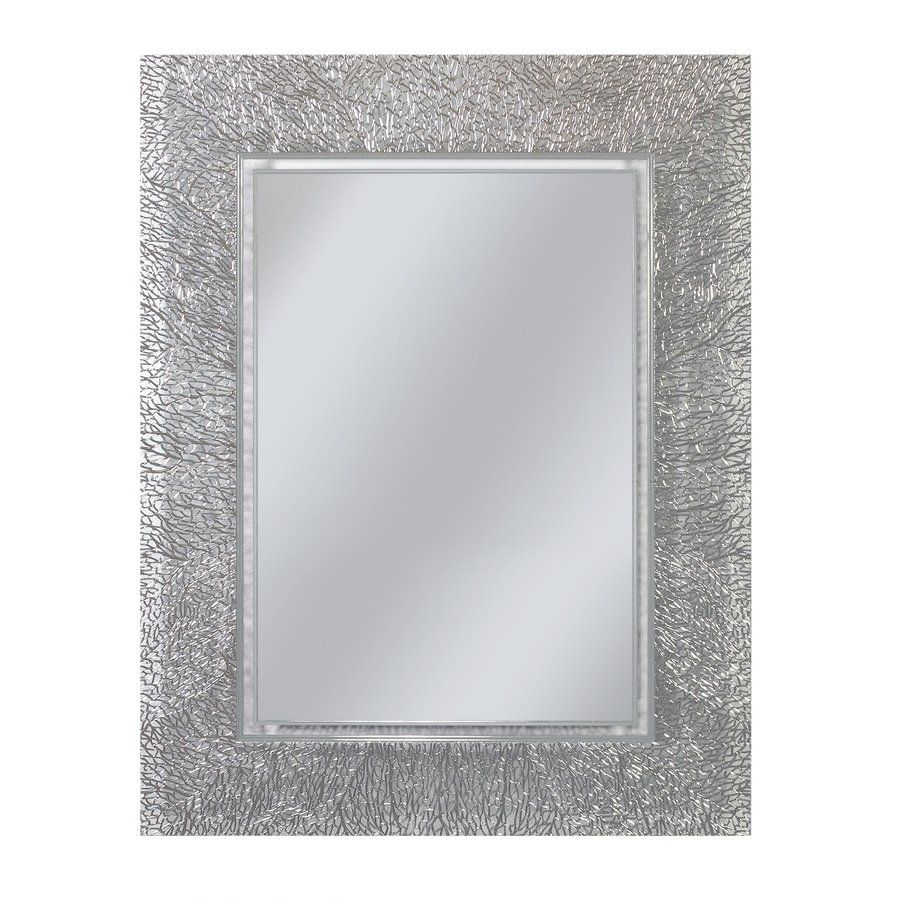 Style Selections 22 x 28 Polished Edge Mirror - Lowes Canada | House ...