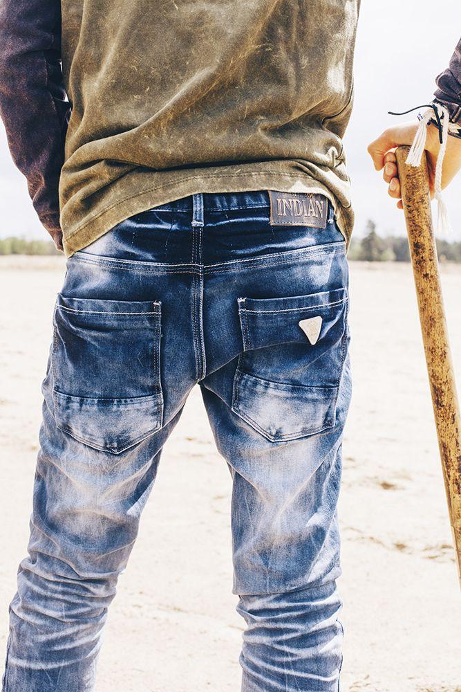 Indian blue jeans kinderkleding