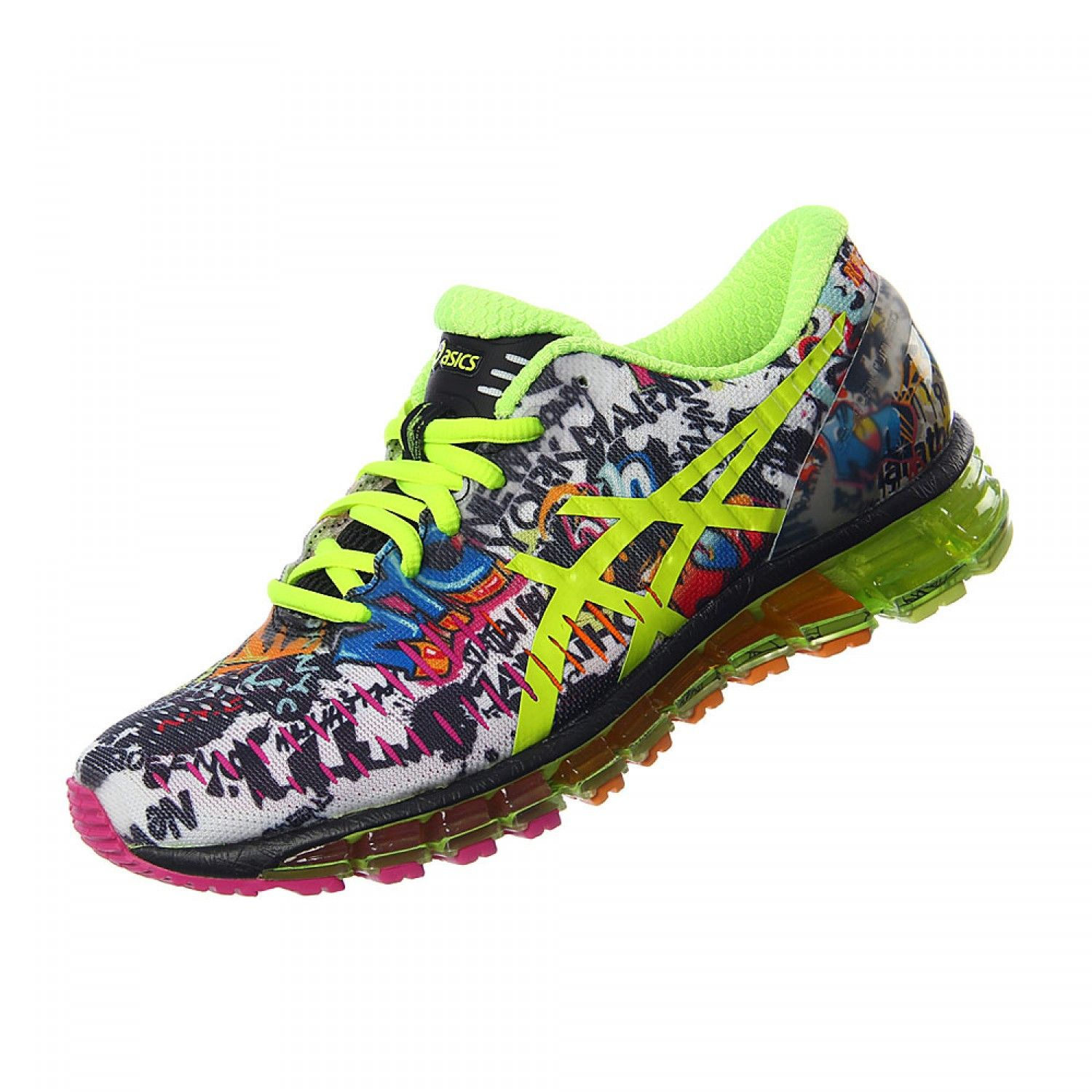 Zapatillas asics running 2014 zapatillas running asics gel - Running Shoes Asics Gel Quantum 360 Nyc Mujer Innovasport