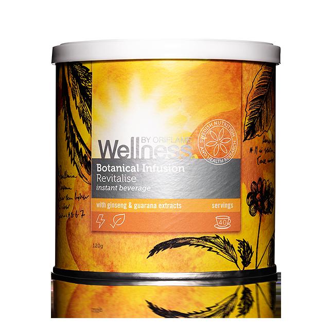 Botanical Infusion Revitalise #oriflame Luonnollinen vaihtoehto energiajuomille!! Piristää!! Sekoita kuumaan veteen, niin saat teen kaltaisen juoman! Kokeile myös ripaus kahvin seassa, todella hyvää! Myös jääteehen, mehun sekaan!