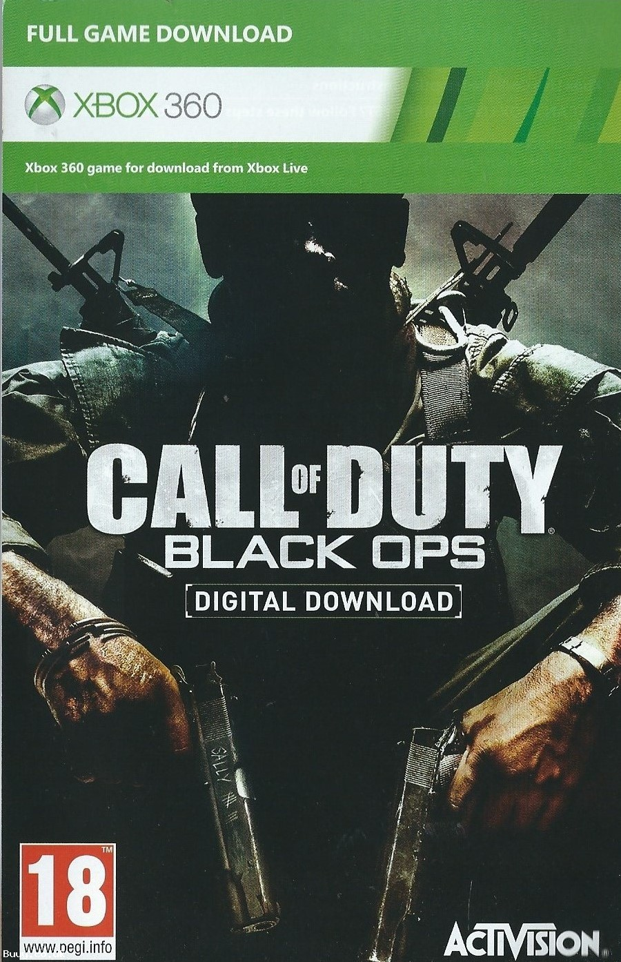 Call Of Duty Black Ops Xbox One Xbox 360 Full Game Download