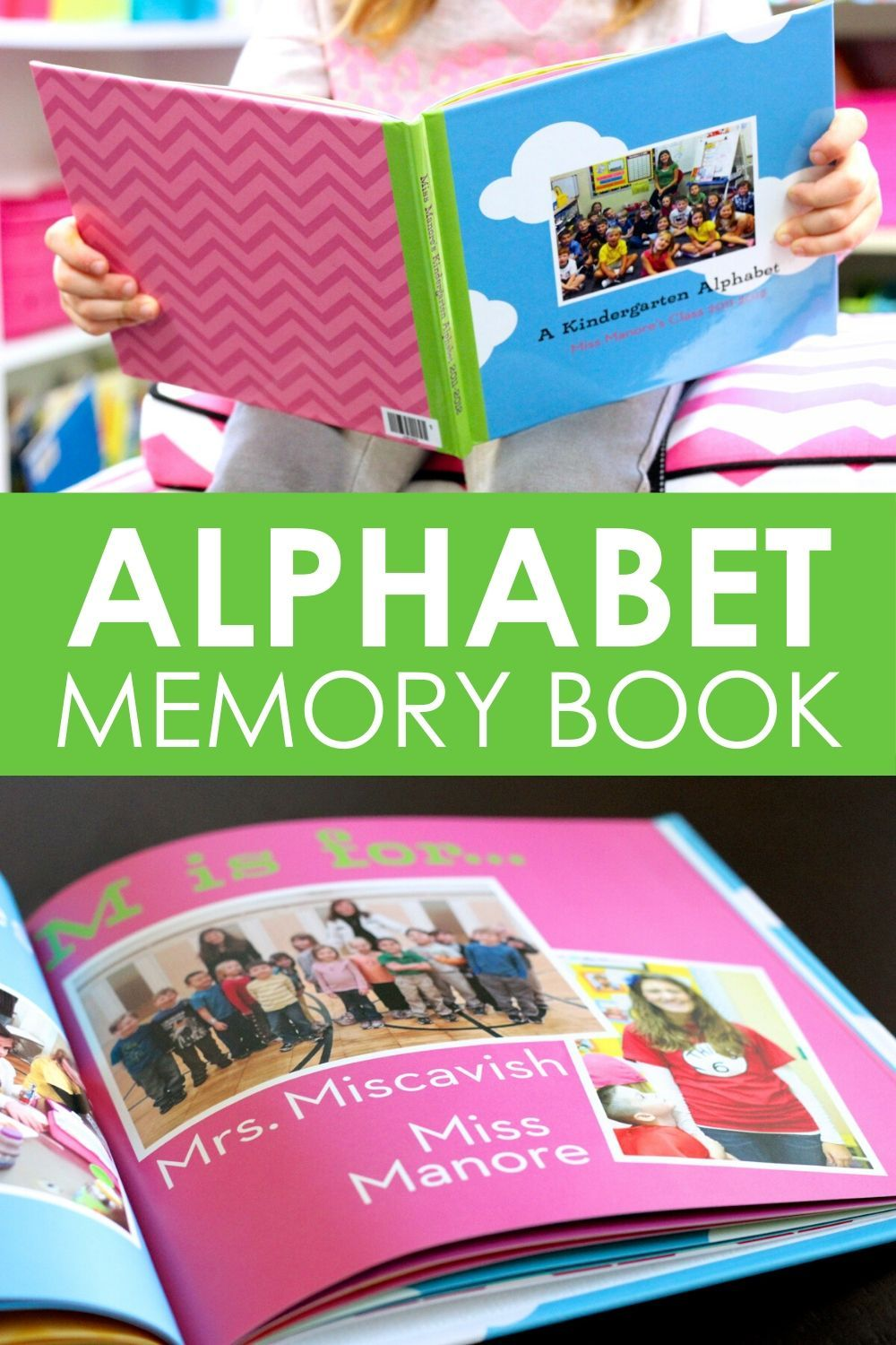 Teach the Alphabet with Shutterfly Photo Books in 2020