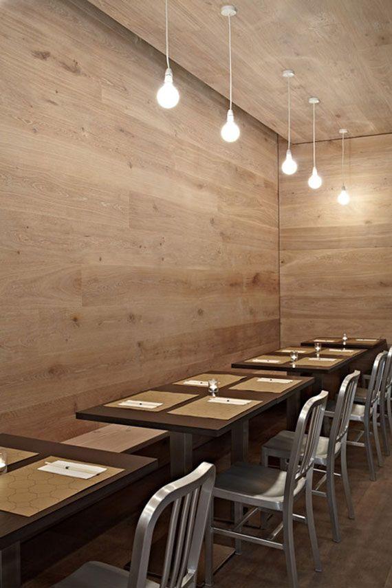Simplicity + Wood + White :: Interior Design