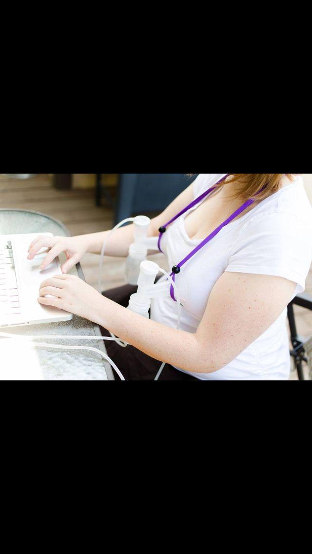 4d7736d2e6 Simplicity hands free pumping bra kit Milk Booster