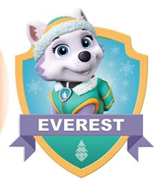 Everest Everest Paw Patrol Paw Patrol Birthday Theme Paw Patrol Characters