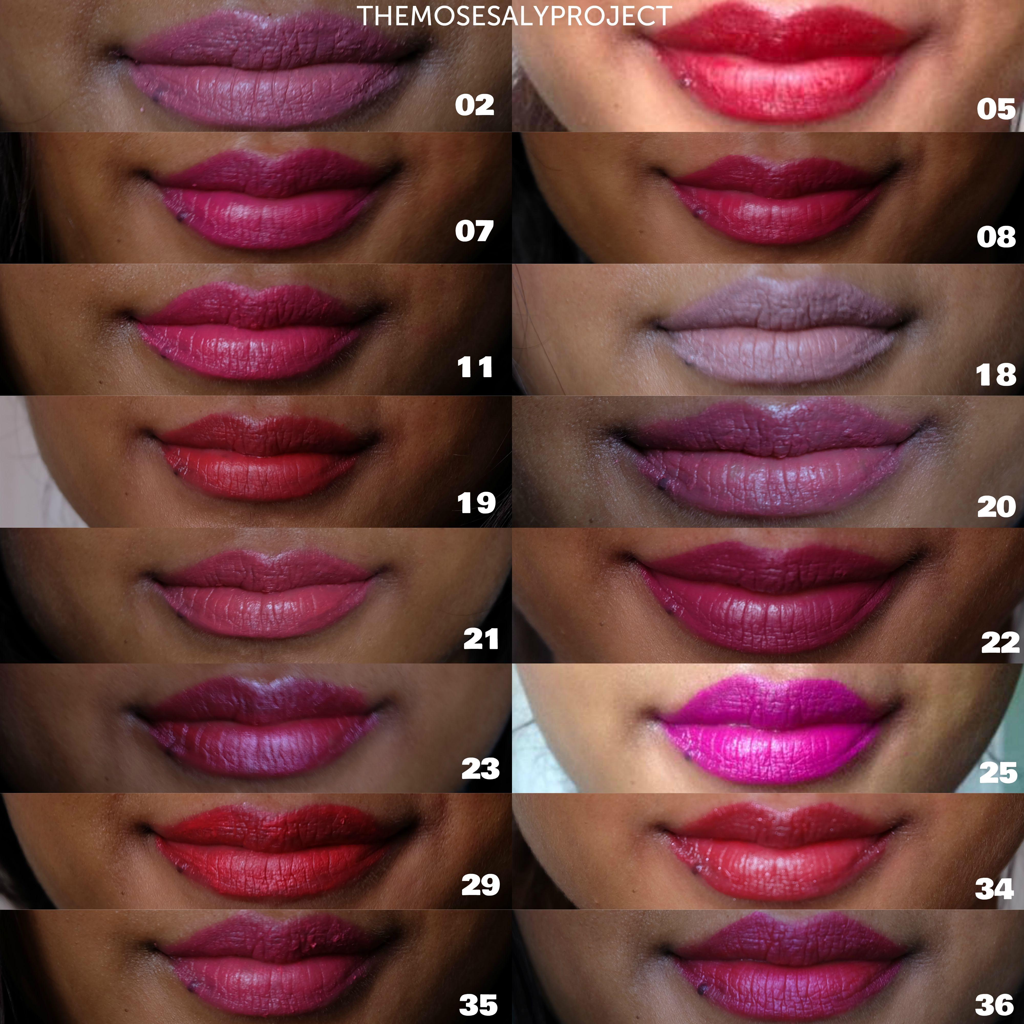 HP🎊MAC velvetease 3pk lip pencils pinks/red NWT NWT Mac