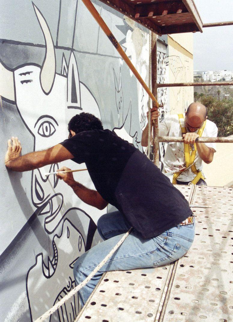 05 Guernica Lomo Blanco. Restauración. 2006