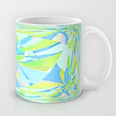 Re-Created ButterfliesXII Mug by Robert S. Lee - $15.00