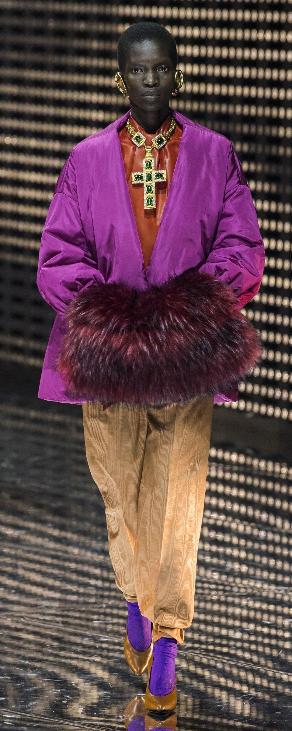 a0d204e784 Gucci Fall-winter 2019-2020 - Ready-to-Wear in 2019 | Тенденции 2019 ...